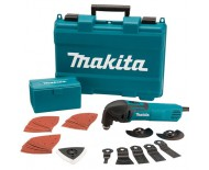 Makita TM3000CX2 (320Вт) многофункциональная шлифмашина