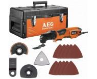 AEG OMNI 300 KIT5 (300Вт) многофункциональный инструмент
