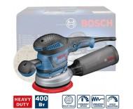 BOSCH GEX 40-150 (400 Вт) (060137B202) эксцентриковая шлифмашина