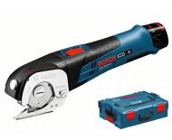 BOSCH GUS 12V-300 L-BOXX (12В)  (06019B2904) ножницы аккумуляторные