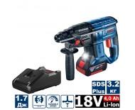 BOSCH GBH 180-LI (18В) 0.611.911.122 перфоратор аккумуляторный
