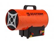 Ecoterm GHD-101 (10 кВт) тепловая пушка газовая