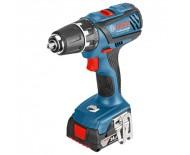 Bosch GSR 14,4-2-LI Plus (14В)  0.601.9E6.020 шурупаверт