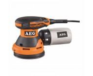 AEG EX 125 ES (300Вт) эксцентриковая шлифмашина