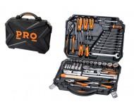 PRO STARTUL (PRO-080) Набор слесарного инстр-та в чем. 80пр.(PRO-080)