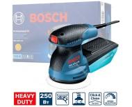 Bosch GEX 125-1 AE (250 Вт) (0.601.387.500) эксцентриковая шлифмашина