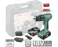 Bosch UniversalImpact 18 (18В) 0.603.9C8.101 шуруповерт ударный
