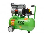 ECO AE-25-OF1 (24 л, 220 В, 0,8 кВт) компрессор