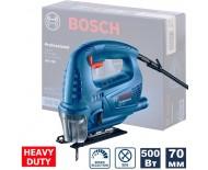 BOSCH GST 700 (500Вт) (06012A7020) электролобзик