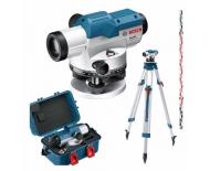 BOSCH GOL 20 D + BT 160 + GR 500 Kit (0.601.068.402) нивелир оптический