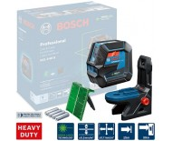 BOSCH GCL 2-50 G + крепление RM 10 (0601066M00) лазерный уровень