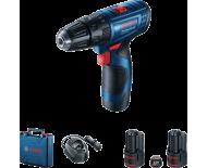 Bosch GSB 120-LI (12В)  0.601.9G8.100 шуруповерт  ударный
