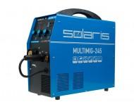 Solaris MULTIMIG-245 (3.8кВт) АКЦИЯ !!! Полуавтомат сварочный