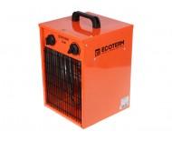 Ecoterm EHC-03/1E (3кВт.) тепловая пушка электрическая