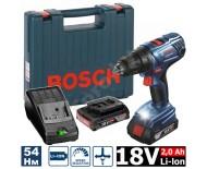 Bosch GSB 180-LI (18В) (0.601.9F8.307) ударный шурупаверт