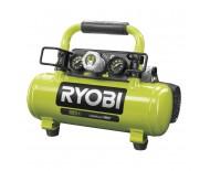 RYOBI R18AC-0 ONE +(18ВТ)  Компрессор коаксиальный аккумуляторный