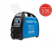SOLARIS MMA-211 (230В; 20-210 А) сварочный аппарат