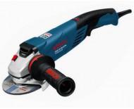 Bosch GWS 15-125 CITH ( 1.5кВт) 0.601.830.427 угловая шлифмашина