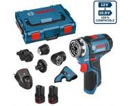 Bosch GSR 12V-15 FC (12В) L-BOXX Set (0.601.9F6.000) шуруповерт