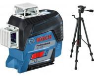 BOSCH GLL 3-80 C + BT 150 (0601063R01) лазерный уровень