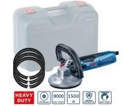 Bosch GBR 15 CA (1.5кВт)  (0601776000) шлифовальная машина