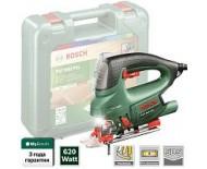 Bosch PST 900 PEL (620Вт) ( 0.603.3A0.220) электролобзик