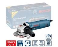 Bosch GWS 1400 (1.4кВт)  0.601.824.800 угловая шлифмашина