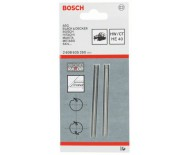Bosch Ножи для рубанка 82 мм (PHO 2000)(GHO 26-82)  2.607.000.096